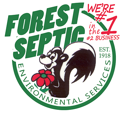 Forest Septic Retina Logo